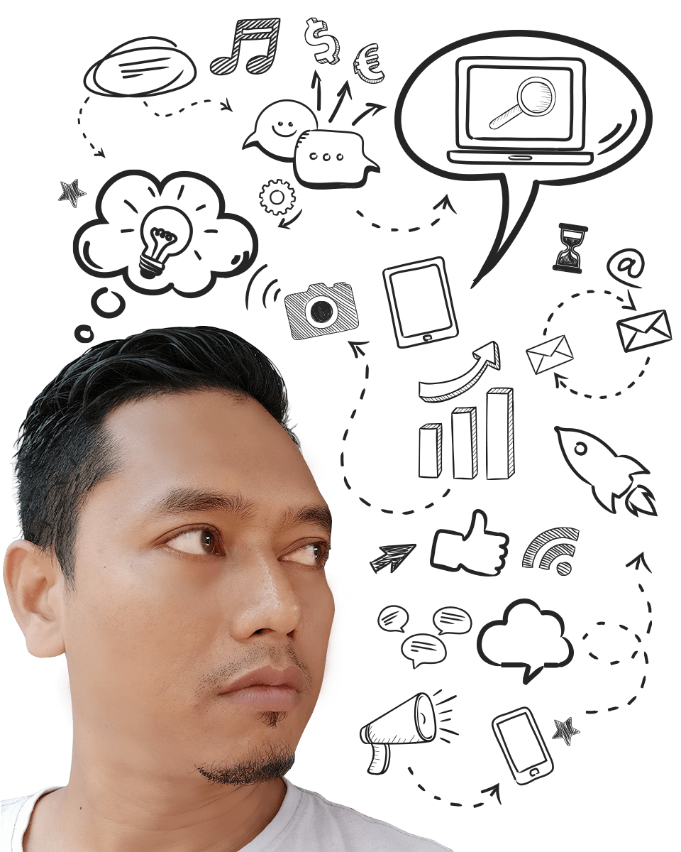 Agus Setiawan - Viztamedia web design & creative digital agency